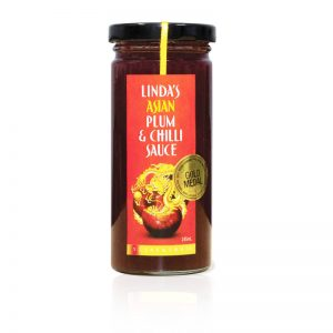 Linda's Asian Plum & Chilli Sauce